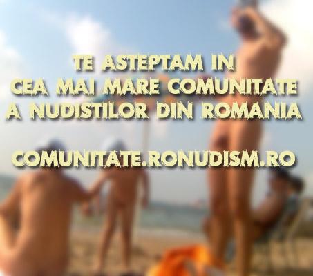 nudism romania